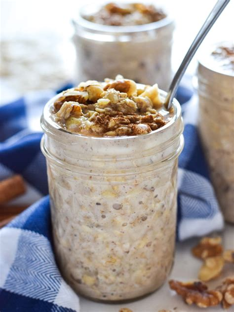 Tres Leches Overnight Oats   Isabel Eats {Easy Mexican ...