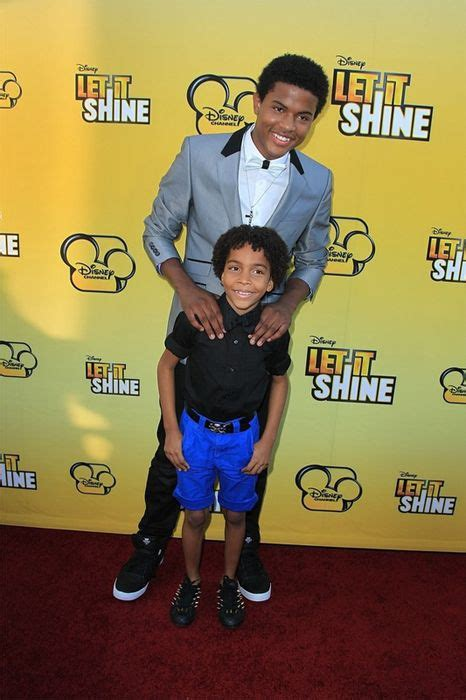 trevor jackson and skai jackson   Google Search | Trevor ...