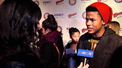Trevor Jackson Talks DCOM At Popstar 12 in  12 Party   YouTube