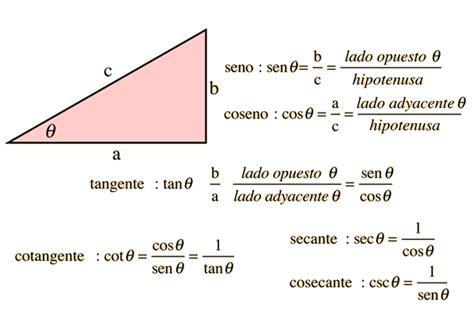 Triangle Trigonometría
