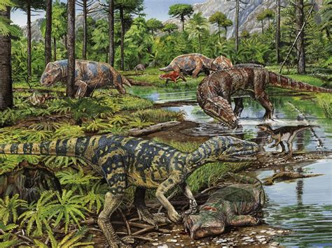 Triassic Period Facts and Information | National Geographic