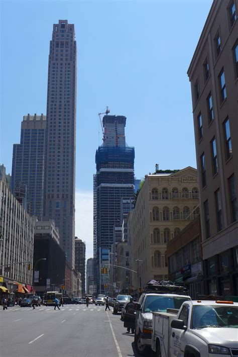 Tribeca Citizen | In the News: 3 World Trade Center Topped Out