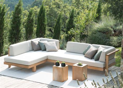 Tribu Pure Corner Garden Sofa   Outdoor furniture design ...