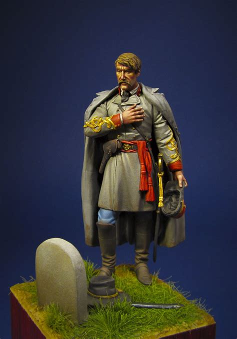 Tribute to a fallen brother...... 75mm Resin cast figure ...