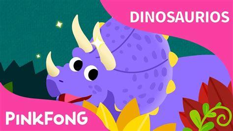 Triceratops   Dinosaurios   PINKFONG Canciones Infantiles ...