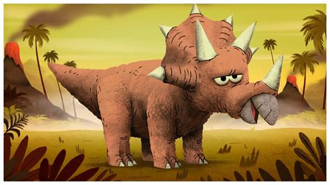 Triceratops,  Dinosaurs Songs by StoryBots   YouTube
