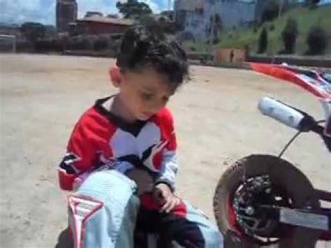 Trilha de Moto Infantil...moto cross   YouTube