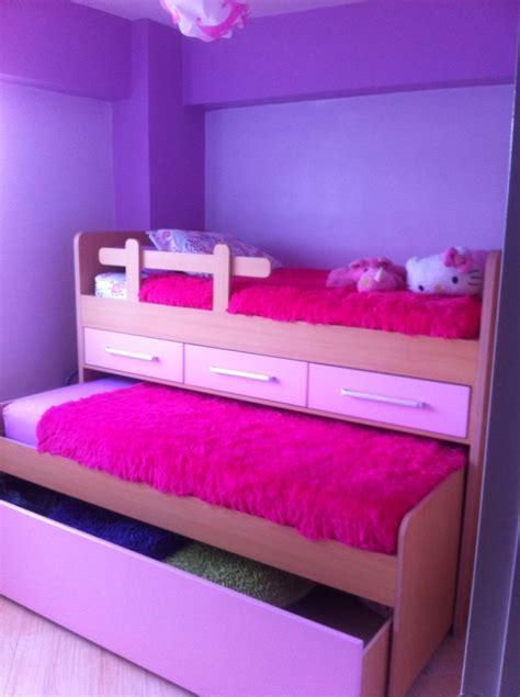 Trilitera para niñas | casa | Toddler Bed, Home Decor y ...
