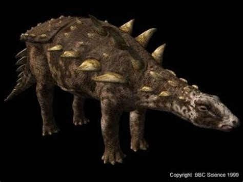 TRILOGY OF LIFE   Walking with Dinosaurs    Polacanthus ...