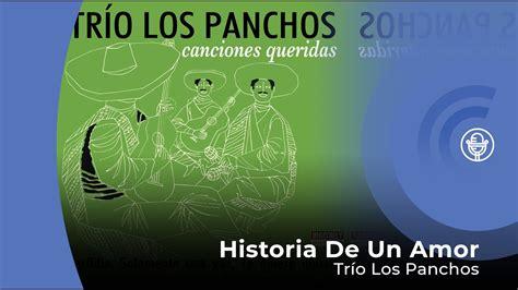 Trío Los Panchos   Historia de un Amor  Con letra   lyrics ...