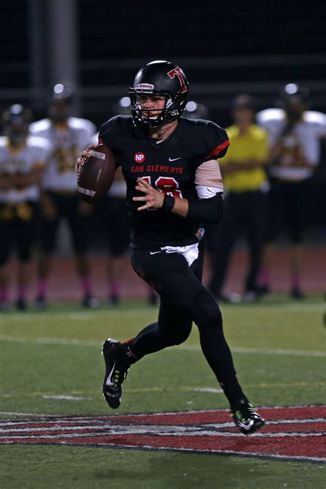 Tritons Football Set for Key Match with Mustangs | San ...