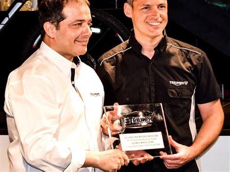 Triumph en Barcelona es Maquina Motors