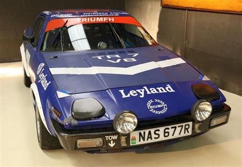 TRIUMPH TR7 V8 RALLY CAR   SOLD TO LUXEMBOURG   | Gem ...
