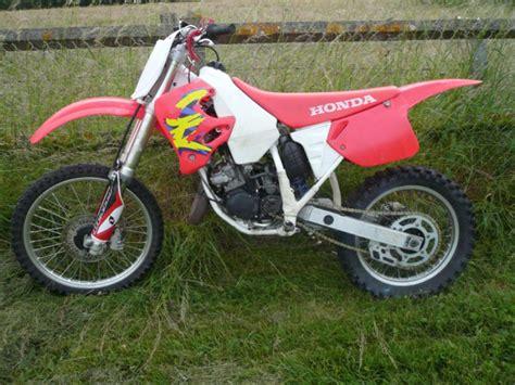 Troc Echange Moto cross Honda 125 CR 1997 tbeg sur France ...