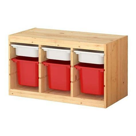 Trofast Ikea Toy Storage | Almacenamiento de juguetes ikea ...