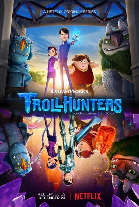 Trollhunters  Serie de TV   2016    FilmAffinity