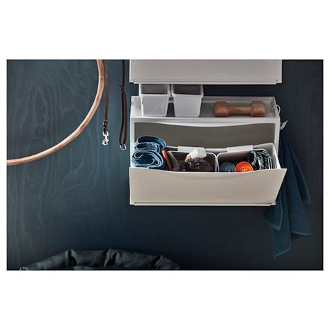 TRONES Zapatero/almacenaje, blanco, 52x39 cm   IKEA