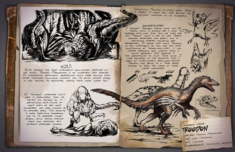 Troodon   ARK: Survival Evolved Wiki   FANDOM powered by Wikia