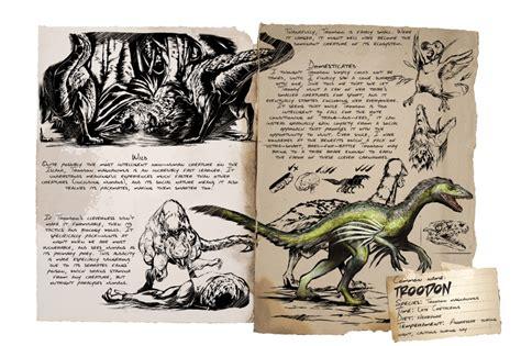Troodon   Official ARK: Survival Evolved Wiki