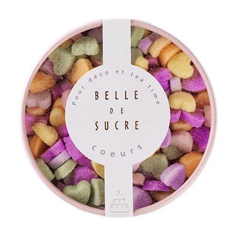 Trop chou Cœurs multicolores   Belle de Sucre