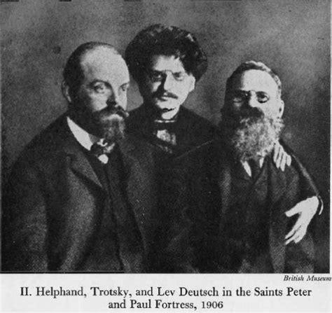 Trotsky: As portas da História e o Pacto com a Morte ...