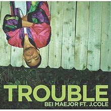 Trouble  Bei Maejor song    Wikipedia