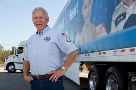 Truck Drivers Keep Walmart Moving
