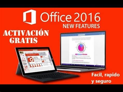 TRUCO Activar Office 2016 Professional Plus Permanente ...
