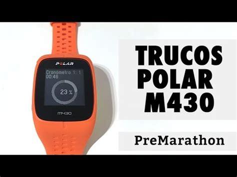 Trucos Polar M430   YouTube