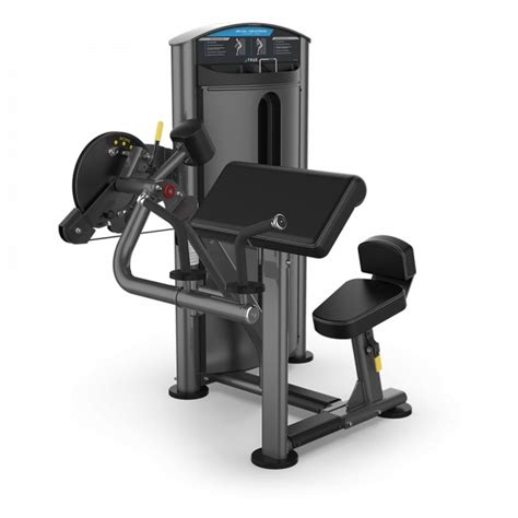 TRUE SD 1001 Biceps / Triceps Machine   Commercial ...