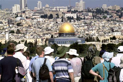 Trump May Recognize Jerusalem As Israel s Capital — What ...