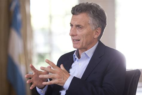 Trump reportedly pushed Argentine president to advance ...