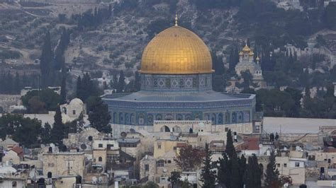 Trump to recognise Jerusalem as Israel capital in US ...