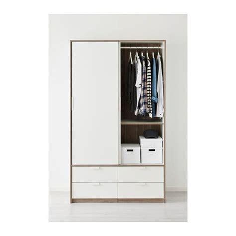 TRYSIL Armario puertas correderas   blanco in 2019 | Ikea ...