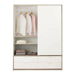 TRYSIL Wardrobe w sliding doors/4 drawers   IKEA ...