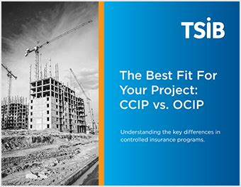 TSIB CCIP vs. OCIP eBook   Turner Surety and Insurance ...