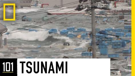 Tsunamis 101 | National Geographic   YouTube
