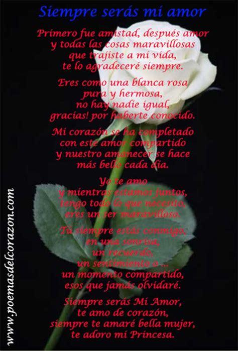 Tu eres mi amor, el más hermoso   Poemas de Amor