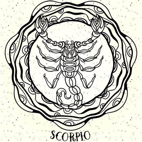 Tu Horóscopo de Hoy Gratis para Escorpio   Escorpio, Manos ...