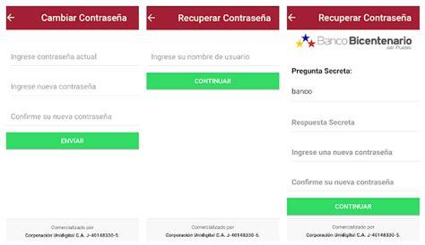 Tu Pago Movil Banco Bicentenario 1.3.2 Free for Android ...