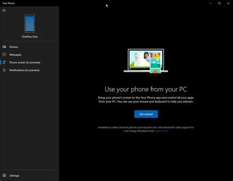 Tú teléfono duplicará la pantalla de nuestro móvil en PC