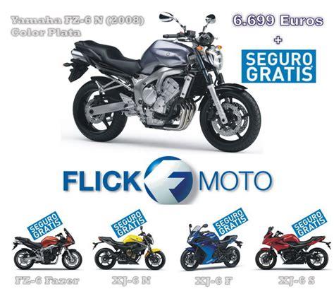Tu Yamaha con seguro GRATIS en Flick Moto ...