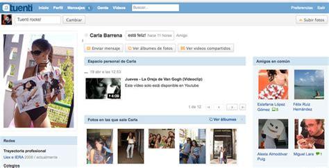 Tuenti España: la red social Tuenti