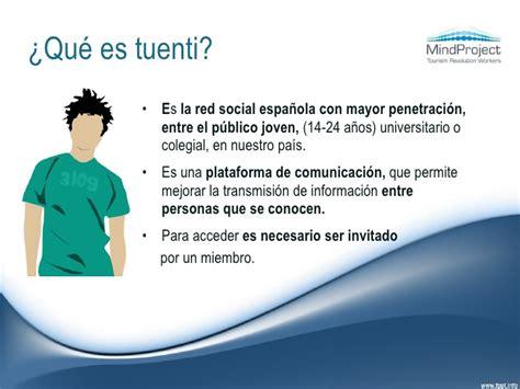 Tuenti, la red social española