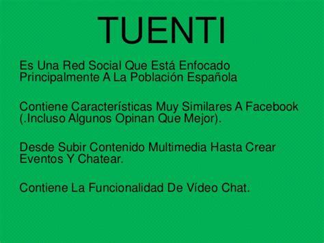 tuenti red social origen español