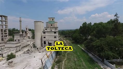 Tula vistas aéreas  La Tolteca    YouTube
