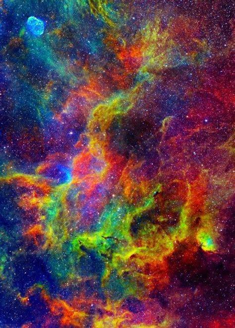 Tulip Nebula   Galaxien, Weltall und Universum