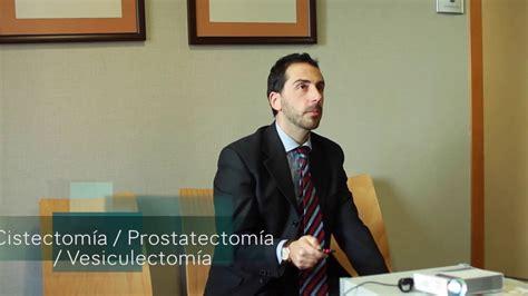 Tumores de vejiga y próstata Dr. Tartaglia   YouTube