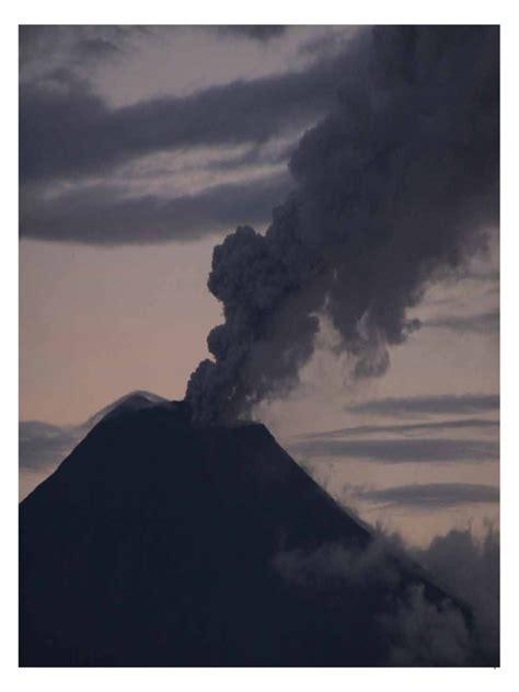 Tungurahua | Vulcanología | Ciencias de la tierra y de la vida