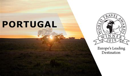 Turismo de Portugal melhor Organismo Oficial de Turismo da ...